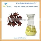 Factory Supply 100% Pure Liquid Star Anised Oil Star Anise essential oil Star Anise extract
