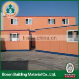 Portable Modular Steel Prefabricated Houses Double Storey Container 20ft container for hot sale