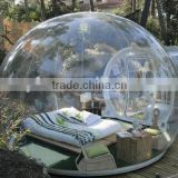 Clear bubble tent transparent bubble tent puts campers under the stars for exhibitions or camping