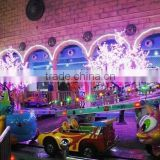 Entertainment Amusement Park Professional BV/ISO9001 Ceritificated Chinese Electric Cars Small Cars Mini Shuttle