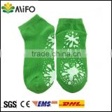 MiFo High Quality Stripe Half Toe Pilates Yoga Socks