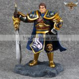 3d league of legends figure Might of Demacia Garen action Customize realistic famous game lol hero pvc 1/6 collection oem odm