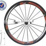 700C Carbon Fiber Rim Bicycle Wheel