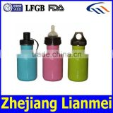 stainless steel baby bottle/water bottle yongkang factory