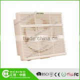 Wall Mounted Bathroom Ductless Exhaust Air Fan / Portable Kitchen Window Ceiling Exhaust Fans