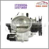 Hot Selling Auto Parts Electronic Throttle Body 17200006/12571859