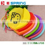 For Boy and Girl Newborn Toddler Baby Bandana Bibs Waterproof Animal Silicone Baby Bib