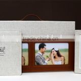 Hot product acrylic photo album cover