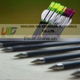 FRP fiberglass arrow shafts,,Professional Manufacturer,Made In China,pultrusion technique
