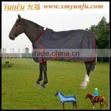 Winter Turnout Horse Rug with 1200D Detachable Neck Hood