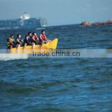 inflatable banana boat for sale / inflatable flying fish hire / single hull banana boat flying
