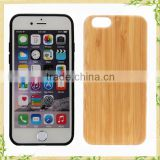 OEM engrave design welcome wood mobile case for iphone 6s case, for iphone 6s plus case with sound and power button