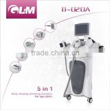 Best Effective !5Mhz RF Cavitation ultracavitation sonic slimming lipolaser slimming machine