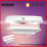 Latest Healthy Sunbed Skin Tanning Lying for Body Solarium Cabin