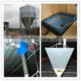 Large-Scale Automatic Poultry Farming Silo/Feeders Water Drinkers/Fan/Cooling Pad/Heater Machery Equipment for Chicken House