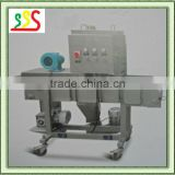 automatic bread crumbing machine with capacity 100kgs per hour