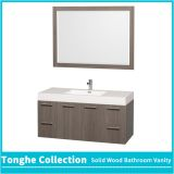 Wall Mounted PVC Melamine Bathroom Vanity Set