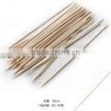 Bamboo stick wholesale 16 cm * 2.5 baked sausage bamboo stick, all kinds of bamboo sticks