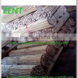 ZENT-71 Expanding folding bamboo garden trellis lattice fence