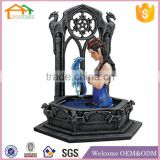 2014 hot chinese wholesale angel water fountain outdoor