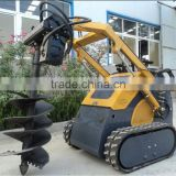 hot sale W720/W720T BOXER mini skid steer loader