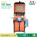 JULY Customed 10 Ton Hydraulic Press Cement Tile