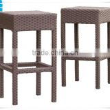 Garden Patio Outdoor Furniture Backless Bar Stools