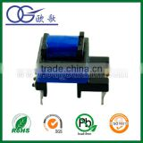 EE13 horizontal one side widen electric transformer pin 5+2,24V 12V 5V 3 phase 415v to 220v step down transformer