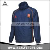 New Arrive Waterproof Football Jacket For Men,Cheap Wholesale Soccer trainning Tracksuit