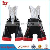 Mens Hot Sell Custom Cycling Bib Shorts Padded Bib Cycling Shorts Best Quality Custom Bike Bib Tights