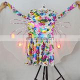 Lights Led Dance Dress Costumes Baby Girls Party Wear Dress