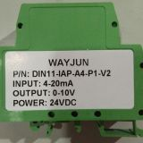 4-20mA to 0-10V/0-15V DC current/voltage Conditioners