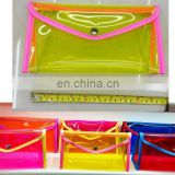 Transparent PVC Travel cosmetic bag