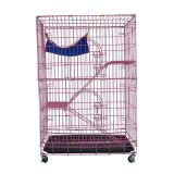 3-layers 30'' cat cage