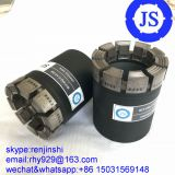 Wireline Impregnated Diamond Core Drill Bit Impregnated Diamond Bits BQ NQ HQ PQ