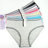 Yun Meng Ni Sexy Underwear Plus Size 2XL/3XL/4XL Cotton Panties Girls Briefs
