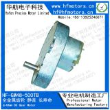 Precision Instruments Use DC Gear Motor , 24 Volt Gear Motor Stable Performance GM48-500CA
