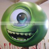 2016 promotional giant inflatable eyeball ballon for sale