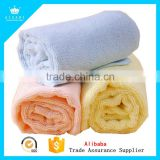 Low Price Low MOQ Co-Friendly Organic Bamboo Fibre Small Square Towel Face Towel Hand Towel