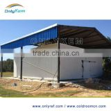 cold room refrigeration system for food warehouse