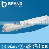china wholesale wholeslae new design cool white ce IP65 fitting T5 T8 emergency packed tri-proof light