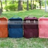 Outdoor Travel Transparent Plastic Shoe Storage Boxes