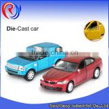 Wholesale diecast cars toy metal car toys