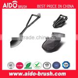 AD-0706 High Quality aluminum Snow Shovel Steel Head Garden Tools Snow Shovel / Car plastic snow shovel