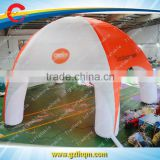 Oxford cloth inflatable tent, large commercial use tent