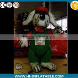 lovely Inflatable Moving Cartoons dog Inflatable dog cartoon,inflatable moving cartoon advertisement