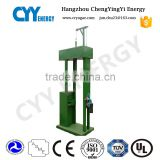 cylinder testing lab machines/equipCNC controled CNG Cylinder hydraulic pressure testing equipment/