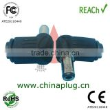 High Promotional DC Power Plug Laptop 2.1mm x 5.5mm - Right Angled Jack - L Shaped Jack with 13.5mm Barrel Length