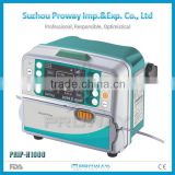 PRIP-H1000 Hot Seller Portable Electric Infusion Pump with Optional Drop Senor