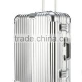 Classic hard shell luggage spinner trolley case quality